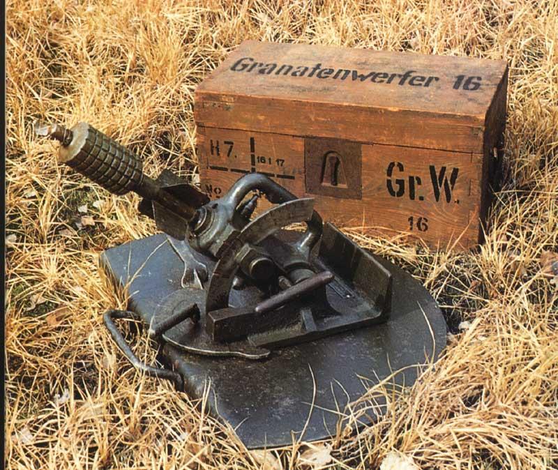 Infanteriewaffen Des 1 Weltkrieges Whq Forum